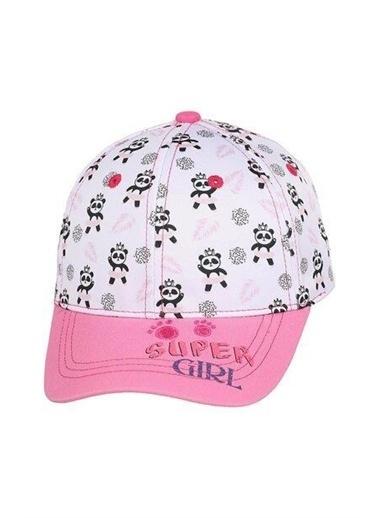 Kitti Kitti Kız Çocuk Şapka Beyaz